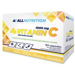 ALLNUTRITION Vitamin C 1000mg with bioflavonoids x 30 kapsułek