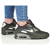 Damskie obuwie sportowe, BUTY NIKE AIR MAX 90 MESH (GS) 833418-302