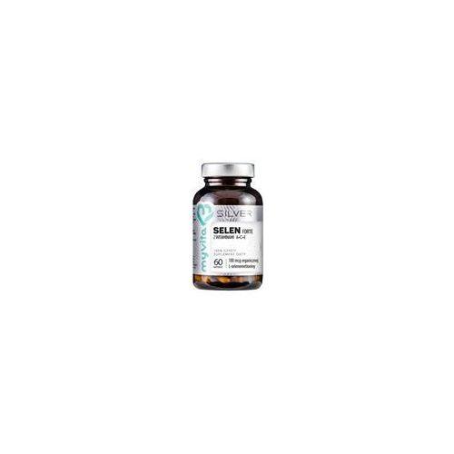 Witaminy i minerały, MyVita Selen Forte z witaminami A+C+E Silver Pure 60kaps