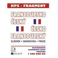 Pozostałe książki, Francouzsko Český Česko Francouzský slovník gramatika fráze Kolektiv autorů