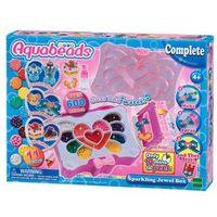 Kreatywne dla dzieci, Aquabeads Pudełko błyszczących klejnocików - Epoch