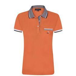 Sir Raymond Tailor koszuka polo damska Touch, XL, pomarańczowa