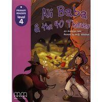 Książki do nauki języka, Ali Baba & the 40 Thieves. Primary Readers level 4 - książka (opr. miękka)
