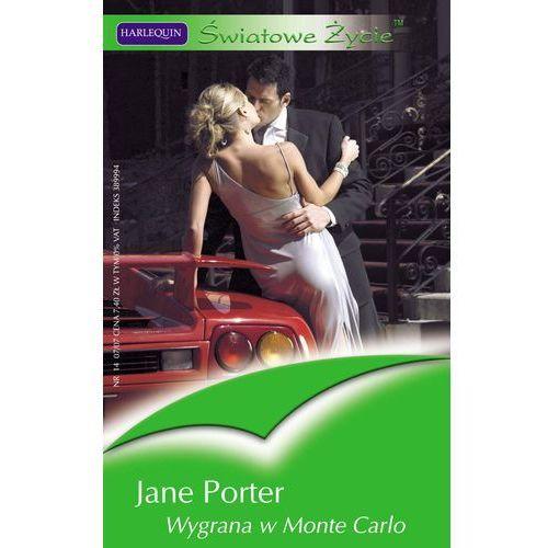 E-booki, Wygrana w Monte Carlo - Jane Porter