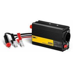 MSW Przetwornica samochodowa - 300 600W - wtyczka do zapalniczki MSW-CPI-300PSL - 3 LATA GWARANCJI