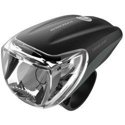 Lampa przednia KROSS TURISMO Race /akumulator/ led 2.5W 180lm czarna