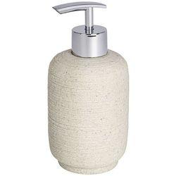 Dozownik do mydła w płynie, żelu GOA NEO - kolor beżowy, WENKO