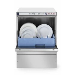 Zmywarka do naczyń - elektroniczna 50x50 z dozownikiem detergentu   3 programy mycia   sterowanie elektroniczne   570x600(+370)x(H)830 mm