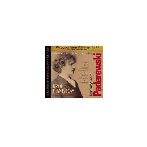 Pozostała muzyka poważna, Ignacy Jan Paderewski. Król pianistów. Darmowy odbiór w niemal 100 księgarniach!