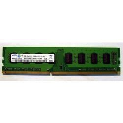 Pamięć RAM 1x 2GB SAMSUNG DDR3 1333MHz PC3-10600 UDIMM | M378B5673FH0-CH9