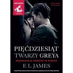 Pięćdziesiąt twarzy Greya (Audiobook, Wyd. filmowe) - Wysyłka od 3,99 - porównuj ceny z wysyłką
