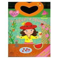 Książki dla dzieci, Julka Przyjęcie w ogrodzie (opr. miękka)