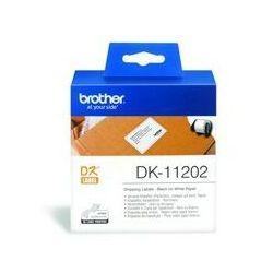 Oryginał Etykieta Brother do QL-500/550/560/650/1050/1060N   62x 100 mm   DK-11202