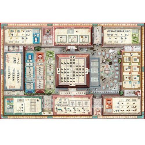 Puzzle, Teotihuacan: miasto bogów