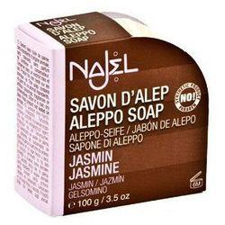 mydło Aleppo z JAŚMINEM