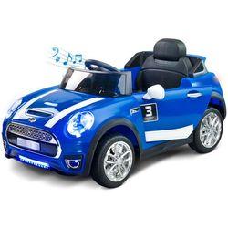 Samochód na akumulator Toyz Maxi Blue