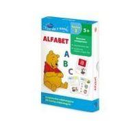Pedagogika, Disney Ucz się z nami Alfabet (opr. kartonowa)