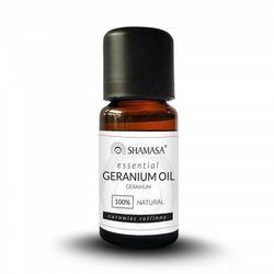 Geranium olejek eteryczny 100% DUŻA POJEMNOŚĆ! 15 ml