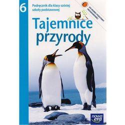 Tajemnice Przyrody. Podręcznik. Klasa 6. Szkoła Podstawowa (opr. broszurowa)