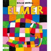Książki dla dzieci, Elmer (opr. twarda)