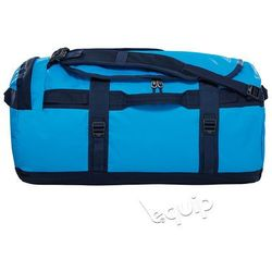 Torba podróżna The North Face Base Camp Duffel M II - hyper blue / urban navy