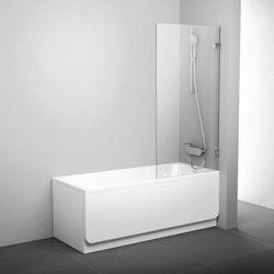 Ravak Brillant BVS2-100 L parawan nawannowy 100 cm 2-częściowy lewy szkło transparentne 7ULA0A00Z1