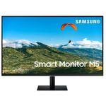 Samsung Monitor Smart M5 LS27AM500NUXEN 60Hz,8ms,Pilot, SmartTV