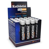 Witaminy i minerały, Silny Legalny Pobudzacz Olimp KofAktin Forte Shot 1 amp. 25 ml KOFEINA ŻEŃ-SZEŃ WITAMINY 062469