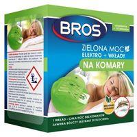 Środki na szkodniki, BROS Zielona Moc elektro + wkłady na komary (składniki roślinne)