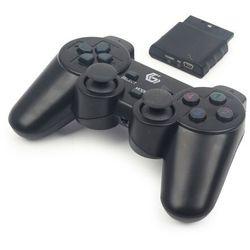 Gamepad Gembird Gamepad GEMBIRD USB/PC/PS2/PS3 Kabellos DualVibr. 10 Tasten - JPD-WDV-01 Darmowy odbiór w 19 miastach!