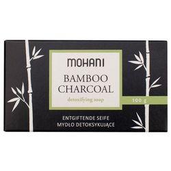 Mohani mydło detoksykujące z aktywnym węglem bambusowym 100g