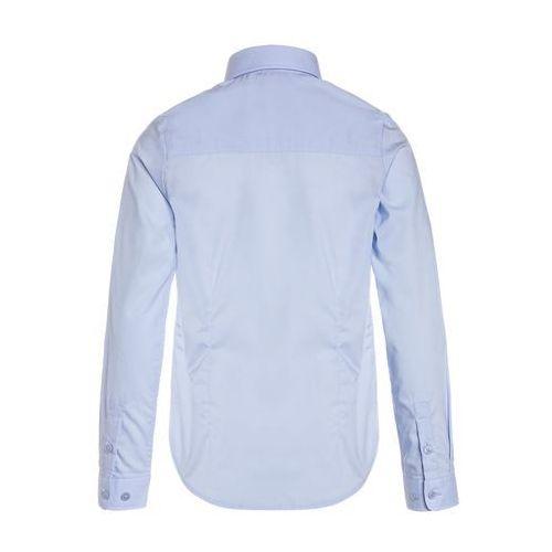 Koszule dla dzieci, s.Oliver RED LABEL LANGARM SLIM Koszula light blue
