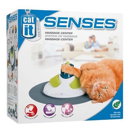 Pozostałe zabawki, Catit Design Senses, masażer - Ø x wys.: 24 x 8 cm | -5% Rabat na pierwsze zamówienie | DARMOWA Dostawa od 99 zł