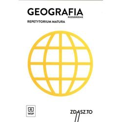 REPETYTORIUM MATURALNE GEOGRAFIA ZR /BR (opr. broszurowa)