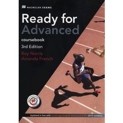 Ready for Advanced. Podręcznik bez Klucza + CD + Kod Dostępu (opr. miękka)