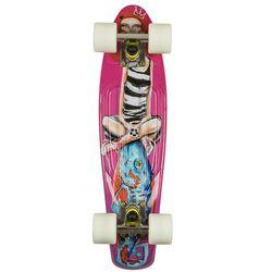 Deskorolka Fishskateboards Art Fish Girl / White / Summer / Green