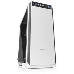 Obudowa Modecom OBERON GLASS PRO ATX USB 3.0 White bez zasilacza