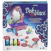 Ciastolina, Ciastolina HASBRO Doh-Vinci Toaletka A7197 WB2 + DARMOWY TRANSPORT!