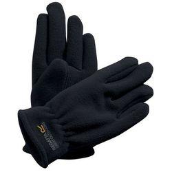 Regatta Taz II Rękawiczka Dzieci czarny 104-116 Rękawiczki polarowe i wełniane