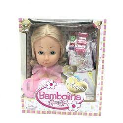 Play Głowa do czesania Amore 20 elementów Bambolina (BD1836). od 3 lat