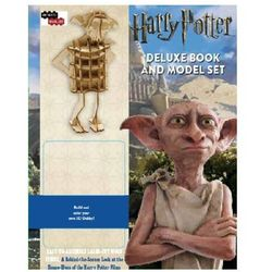 Harry Potter: House-Elves Deluxe Book and Model Set Warner Brothers Studio