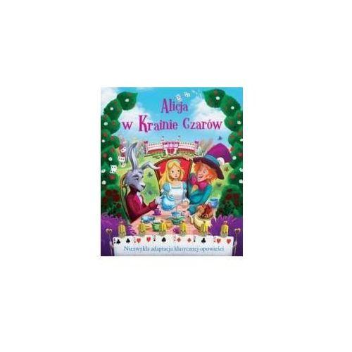 Książki dla dzieci, Alicja w Krainie Czarów - Jan Payne
