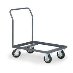 Wózek platformowy na EURO skrzynki 800x600 mm