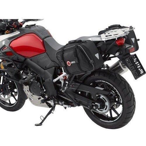 Pozostałe akcesoria do motocykli, Q-bag torby boczne pannier bag set 30-46l