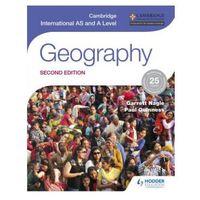 Książki do nauki języka, Geography. Second Edition. Cambridge International As and A Level (opr. miękka)