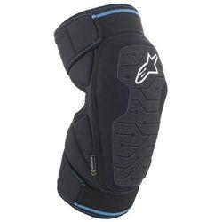 Alpinestars ochraniacz kolan e-ride knee czarny/ni