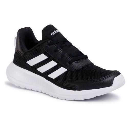 Buty sportowe dla dzieci, Buty adidas - Tensaur Run K EG4128 Core Black/Cloud White/Core Black