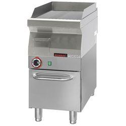 Płyta grillowa gazowa | KROMET 700.PBG-400R-C