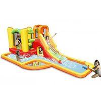 Zabawki dmuchane, Dmuchane centrum zabaw w parku wodnym Happy Hop