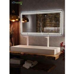 Lustro z oświetleniem ledowym do łazienki: VEGAS-02